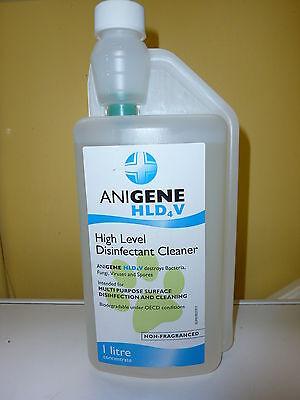 ANIGENE 1 L. HLD4V DISINFECTANT CLEANER FOR PETS (wasTRIGENE) various fragrance 3