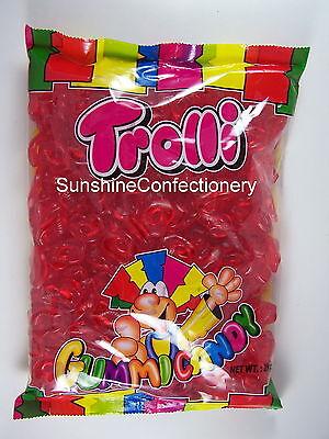 Lips Gummy Lollies  - 2Kg - Trolli - Lolly Buffets, Weddings 5
