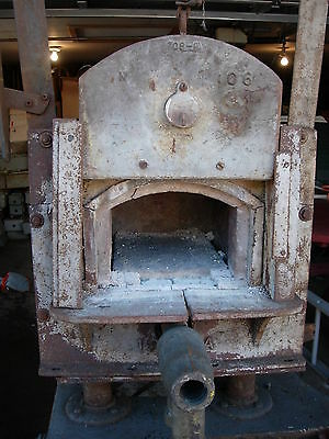 Vintage Heat Treat Furnace From A Tool And Die Shop (Used) - Natural Gas 2