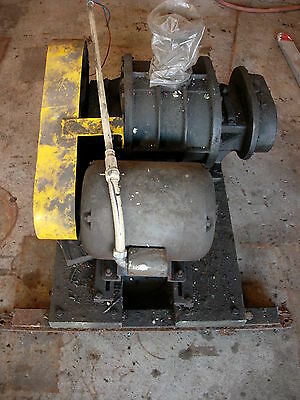 Vintage Heat Treat Furnace From A Tool And Die Shop (Used) - Natural Gas 7