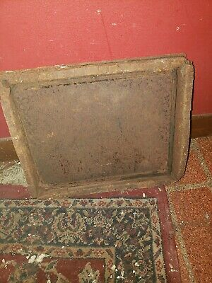 Antique Grate Single Louver 9x11 Heating Vent 3