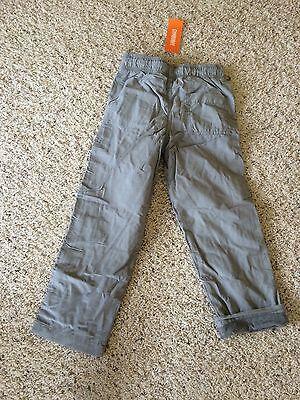 NWT Gymboree Boys Pull on Pants Green Cargo Cosmic Club 2T,3T,5,6,12