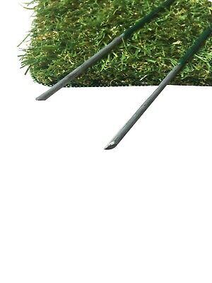 Metal Ground Garden Membrane Pins Fabric Hooks Pegs Staples U Pins 5