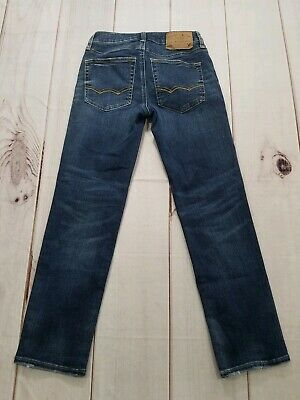 American Eagle Outfitters Extreme Flex Slim Straight Juniors Boys Size 26x26 3