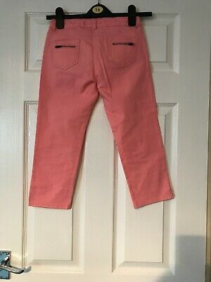 Mini Boden Girls Campri Shorts/trousers Age 10 Years Vgc Adjustable Waist 2