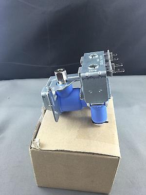 Samsung Fridge Water Valve  Da62-00914A Rf26Dbus1/xsa, Rf26Deus2/xsa Rs21D