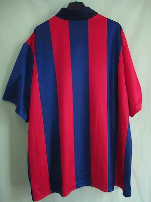 2eb835bc55e Maillot Barcelone Vintage Football Jersey Fc Barcelona Nike Vintage - XL 2