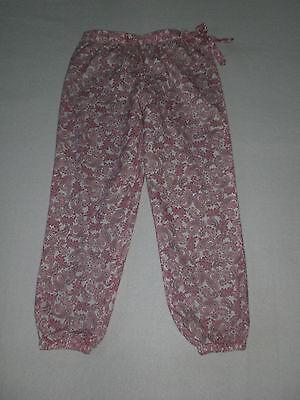 Neu Pvc& Cotton Doppel Pyjama Hose Jogginghose & Innen Extra Soft Pvc Pants S-M 4