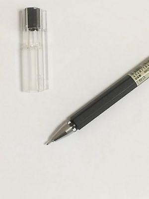 EDS Muji Gel Ink Extra-fine Ballpoint Pen 0.25mm Orange