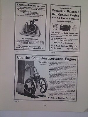 Rare! Gasoline Engines, Volume 8, By Alan C. King, 1983, 64 Pages 9