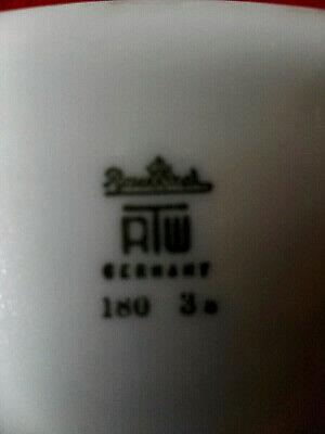 Alter Rosenthal ATW Porzellantrichter 180-3 A mit Sieb 10