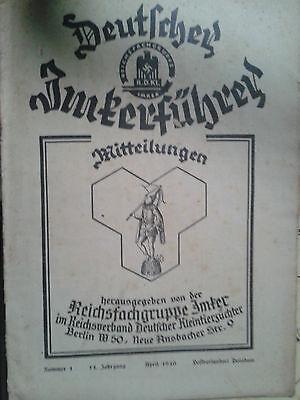 35 x Deutscher Imkerführer Bienenzucht Imkerwesen1935 - 1942 2