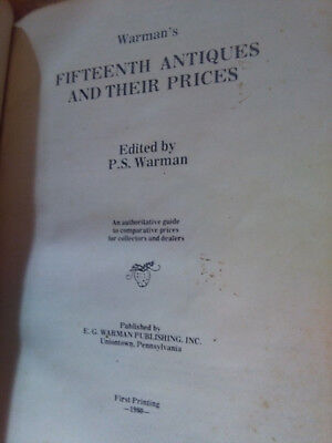 lot of collection price guides to antiques 1980 1959 1946 1960 1935 6