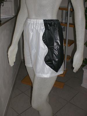 Neu Pvc Extra Soft Boxershorts Shorts Pants S M L 6