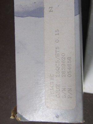 SGE Capillary Column 054658  25QC5/HT5  0.15  25M