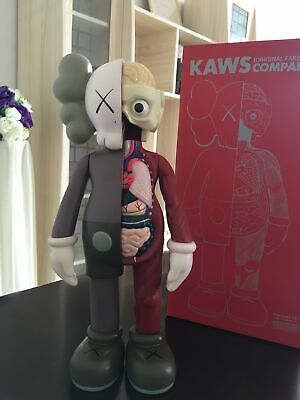 KAWS Dissected Companion Action Figures Kids Original Fake Toys 37cm 16inch 5