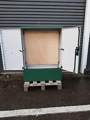 GRP Electric Enclosure, Kiosk, Cabinet, Meter Box, Housing (W800, H1064, D320)mm 3