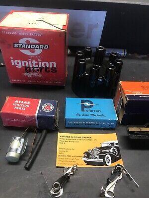 1969,1970,1971,1972,1974,,Chrysler,Ignition Distributor Point Rotor Tune kit 6