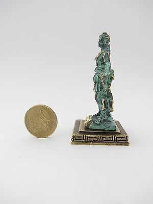 Ancient Greek Miniatures Olympian Gods Pantheon Sculpture Statue Zamac Set 3 pcs 3