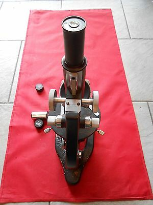 Mikroskop Ernst Leitz Wetzlar Nr.382604 6