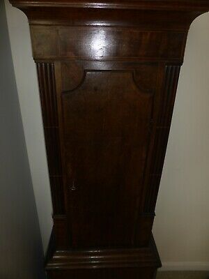 30 hr Longcase clock by Robert Holgate Sagar 4
