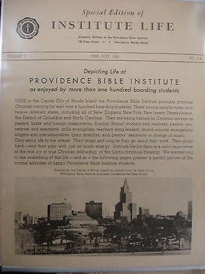 Sudan Interior Mission - Missionaries - Ephemera Collection - 20th Century 6