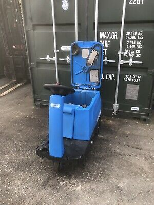 Ride On Scrubber Dryer Floor Cleaning Cleanfix RA535 IBCT 4
