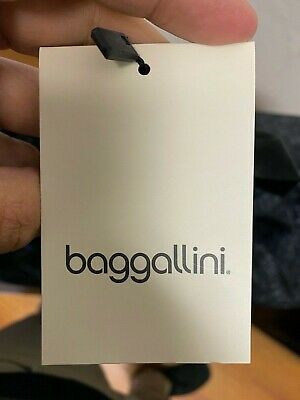 """Brand NEW Baggallini Rolling  Carry-On Duffle Bag Wheeled Luggage Black 21"""" 2"""