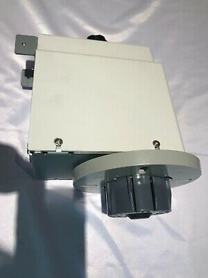 Pro 54'' 64'' 74'' Auto Media Take up Reel System Paper Pickup Roller with Motor 5