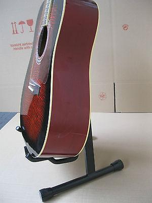 Universal Gitarrenständer - E-Gitarre - Akustik - Konzert - Bass - Klappbar -Gs3 9