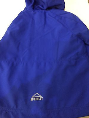 Mckinley Outdoor Apparel Childrens Jnr Quality Unisex Jacket/Coat Size Small New 12