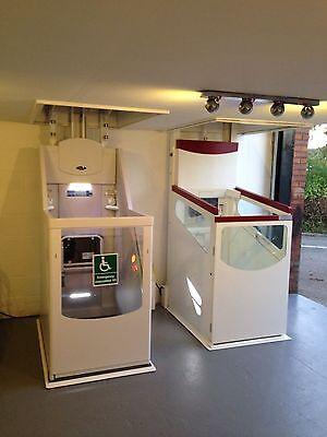 Mobilitäts- & Gehhilfen 1 Etage Rollstuhllift HebebÜhne Plattformlift Aufzug Hauslift Senkrecht Lift
