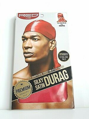 RED By Kiss Silky Satin Durag One Size 2