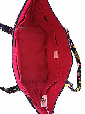 Vera Bradley Miller Travel Carry-on Bag - Ribbons with Solid Pink Interior - NWT 2