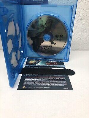 Justice League Dark Apokolips War Blu Ray + Digital HD (NO DVD INCLUDED) Read 2