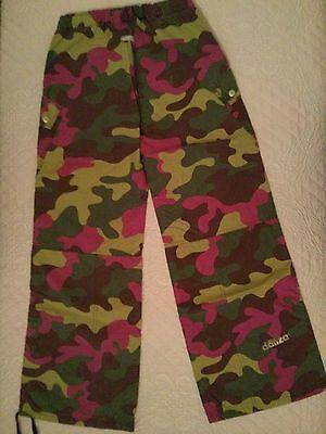 Dimensione Danza Pantalone Mimetico Tasconi Bambina Taglia Xl Hip Hop 2
