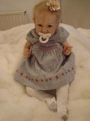 Adorable Reborn baby girl or boy *Saskia by Bonnie Brown*realistic reborn doll 4