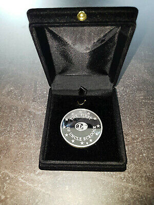 Rare! Silver Plated Walt Disney The First Euro of Uncle Scrooge LE of 7777 Coin 3