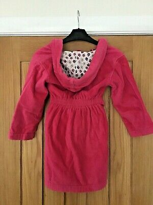 TED BAKER Girls dressing gown - age 5 - 6 4