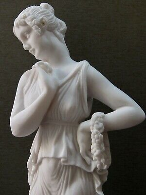 Kore of May / Persephone Goddess Queen of the underworld / 25 cm / 9.88 inches 3