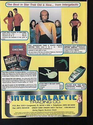 STAR TREK The Next Generation TECHNICAL JOURNAL Official Magazine 1992 6