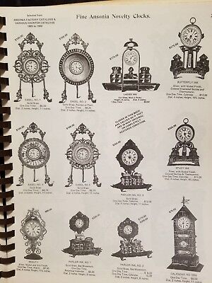 1979 Clock Identification and Price Guide - BOOK 2 4