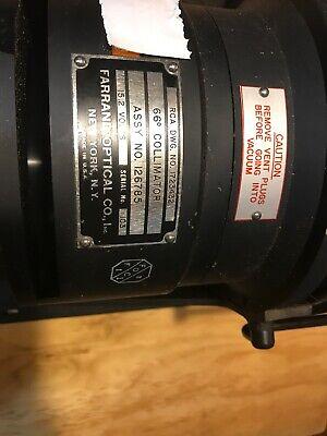 Farrand 66 * Collimator Farrand Optical 2