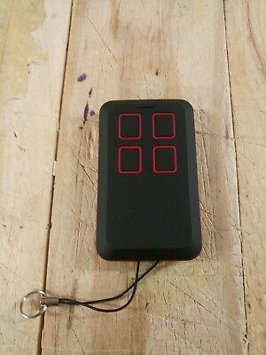 Md15 Mando Garaje Compatible Con Forsa Rt1 Rt2 Rt4 Twin 433 Mhz 4