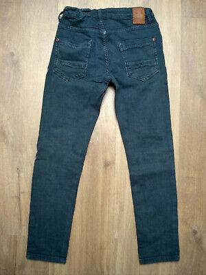 ZARA KIDS boys' teal jeans in excellent condition - Size 8 years 2