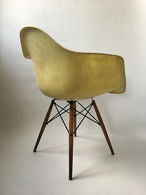 All original 1. Generation Zenith Rope Edge Eames Herman Miller Fiberglass Chair 4