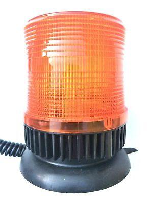 Rundumleuchte Warnleuchte Blitzleuchte mit Magnetfu/ß 12V 24V Strobe PKW LKW E9
