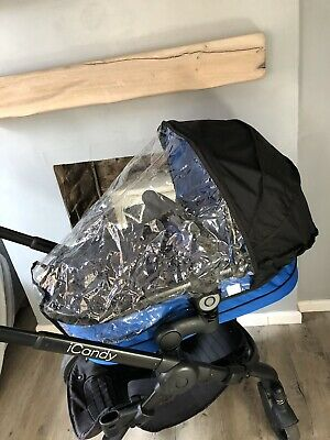 iCandy Peach 3 Replacement Main Seat Rain Cover Will Also Fit Main Cot  - New 3