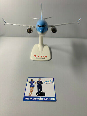 TUIfly Boeing 737 MAX 8 // 1:200 inkl. Standfuß NEU OVP D-AMAX 737-8 MAX 4