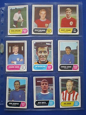 A&BC - Footballers 1969/70 - Bubblegum Cards * Choose The One's You Need * 6